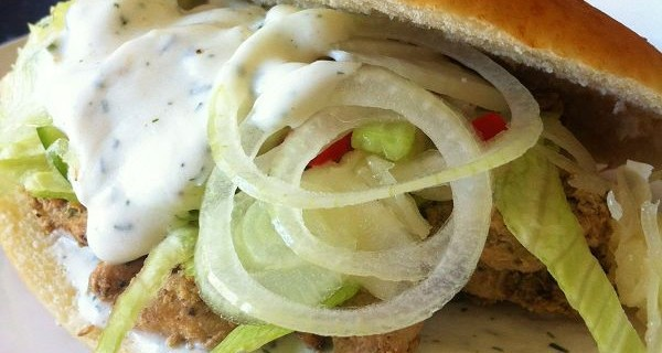 Fladenbrot für Döner Selber Machen - Dönertaschen Selber Machen - Rezeptvorschlag: Döner Kebab