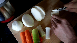 Instant Gemüsebrühe Pulver Selber Machen - Schritt 1