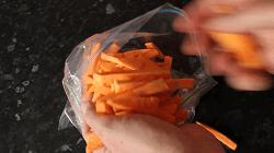 Süßkartoffelpommes Selber Machen - Schritt 9
