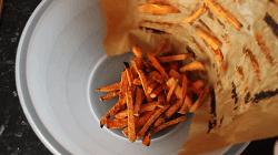 Süßkartoffelpommes Selber Machen - Schritt 18