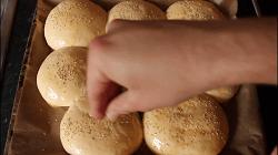 Burger Brötchen Selber Machen - Schritt 25