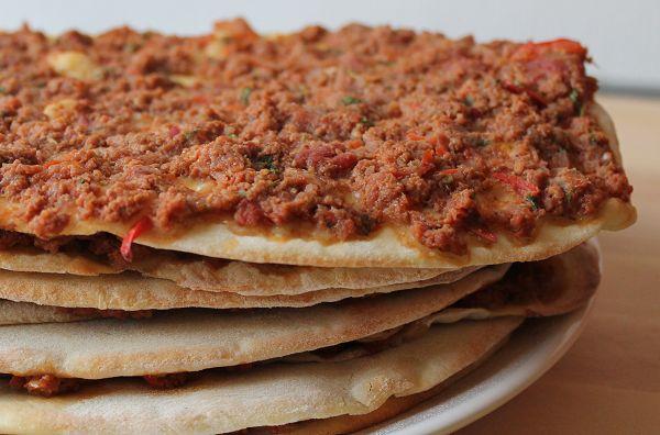 Türkische Pizza/Lahmacun Selber Machen