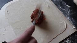 Lahmacun/Türkische Pizza Selber Machen - Schritt 24