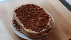 Lahmacun/Türkische Pizza Selber Machen - Schritt 26