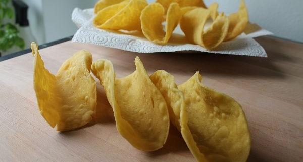 Taco Shells Selber Machen