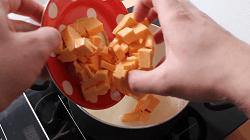 Käsesoße für Nachos Selber Machen - Schritt 3