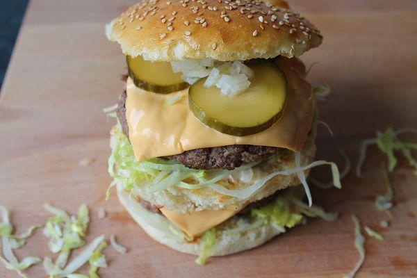Big Mac Selber Machen
