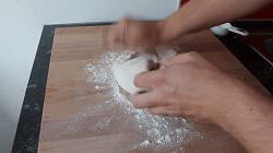 Italienischen Pizzateig Selber Machen - Schritt 13