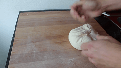 Italienischen Pizzateig Selber Machen - Schritt 14