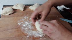 Italienischen Pizzateig Selber Machen - Schritt 17