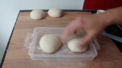 Italienischen Pizzateig Selber Machen - Schritt 18