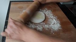 Tortilla Wraps Selber Machen - Schritt 7