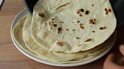 Tortilla Wraps Selber Machen - Schritt 12
