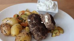 Bifteki Selber Machen - Schritt 21