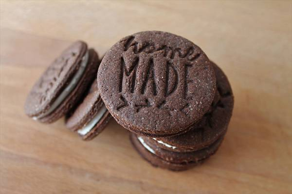 Oreo Cookies Selber Machen