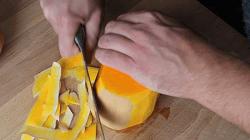 Kürbispommes Selber Machen - Schritt 3