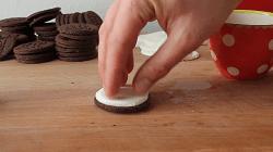 Oreo Cookies Selber Machen - Schritt 38