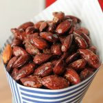Homemade Roasted Almonds