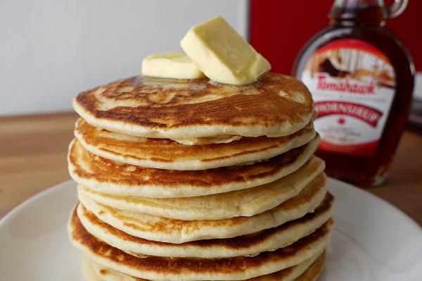 American Pancakes Selber Machen