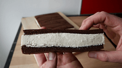 Homemade Giant Milk Slice - Step 24