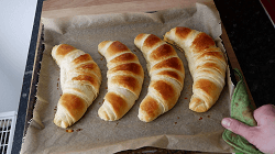 Homemade Chocolate Croissants - Step 32