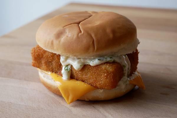 Filet o fish sandwich selber machen selber machen for P o fish