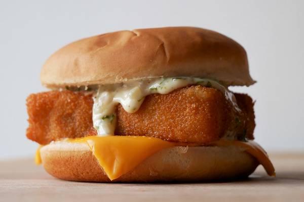 Filet o Fish Sandwich Selber Machen