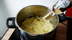 Homemade French Fries - Step 4