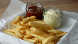 Homemade French Fries - Step 15